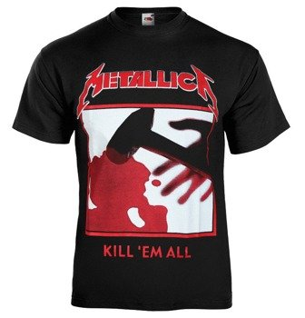 koszulka METALLICA - KILL' EM ALL