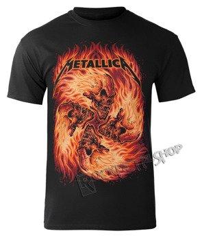 koszulka METALLICA - SKULL CIRCLE