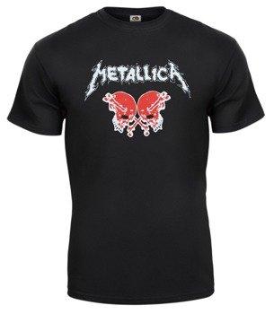 koszulka METALLICA - SKULLS