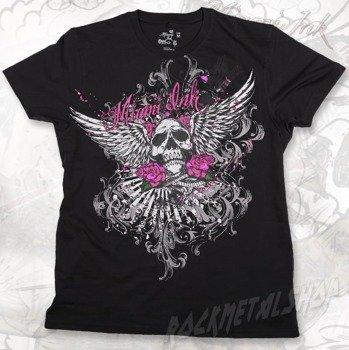 koszulka MIAMI INK - ANGEL BLACK