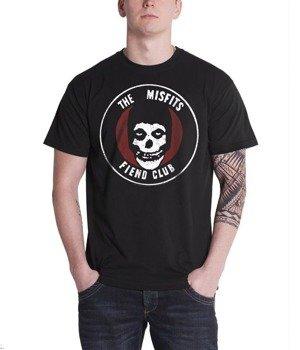 koszulka MISFITS - ORIGINAL FIEND CLUB