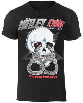 koszulka MOTLEY CRUE - SKULL SHACK