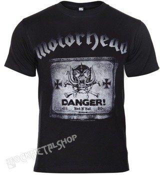 koszulka MOTORHEAD - DANGER