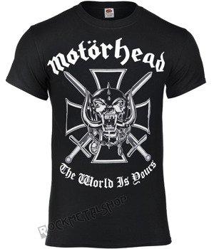 koszulka MOTORHEAD - IRON CROSS