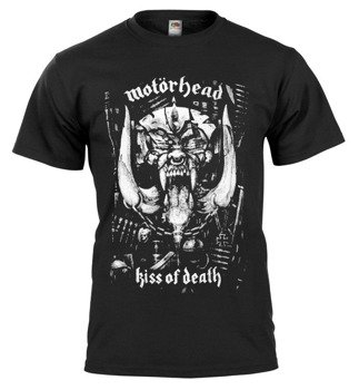 koszulka MOTORHEAD - KISS OF DEATH