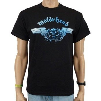 koszulka MOTORHEAD - TRI SKULL