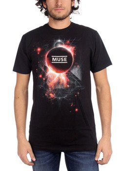 koszulka MUSE - NEUTRON STAR