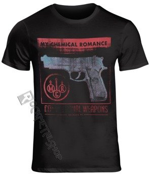 koszulka MY CHEMICAL ROMANCE - CONVENTIONAL WEAPONS VOL 1