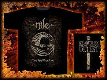 koszulka NILE - THOSE WHOM THE GODS DETEST