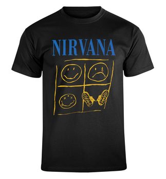 koszulka NIRVANA