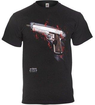 koszulka NO CHAINS - GUN