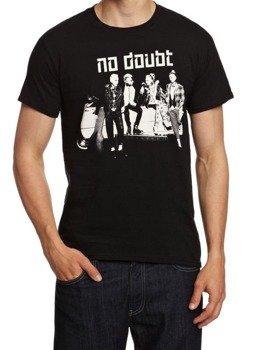 koszulka NO DOUBT - B&W POSE