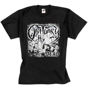 koszulka OBITUARY - DEAD