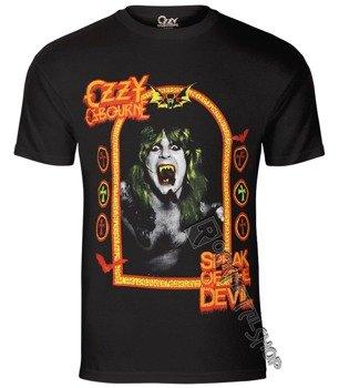 koszulka OZZY OSBOURNE - SPEAK OF THE DEVIL