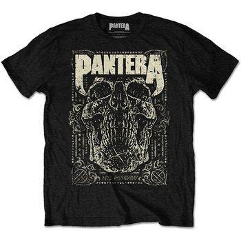 koszulka PANTERA - 101 PROOF SKULL