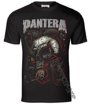 koszulka PANTERA - SERPENT SKULL