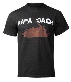koszulka PAPA ROACH barwiona