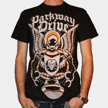 koszulka PARKWAY DRIVE - ANGEL ROBOT (BLACK)