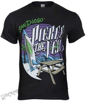 koszulka PIERCE THE VEIL - BEACH