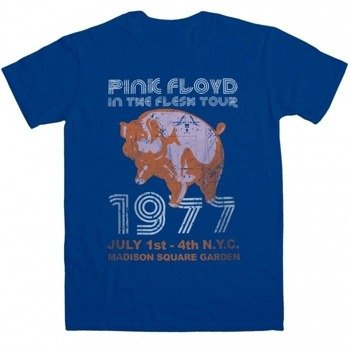 koszulka PINK FLOYD - IN THE FLESH, NYC 77 TOUR