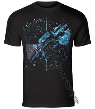 koszulka PINK FLOYD - MACHINE GREETING BLUE