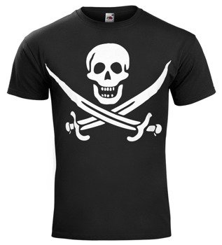 koszulka PIRATE SKULL