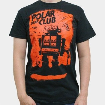 koszulka POLAR BEAR CLUB - ROBOT