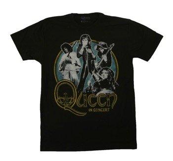 koszulka QUEEN - IN CONCERT