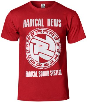 koszulka RADICAL NEWS - RADICAL SOUND SYSTEM