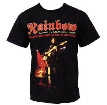 koszulka RAINBOW - LIVE IN MUNICH
