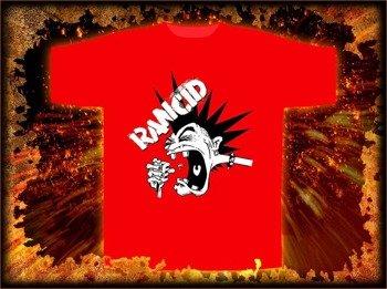 koszulka  RANCID -MOHAWK