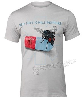 koszulka RED HOT CHILI PEPPERS - FLY PRINTS
