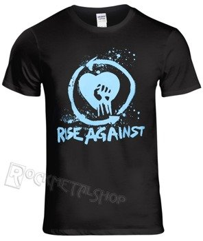 koszulka RISE AGAINST - HEART FIST