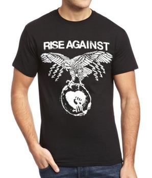 koszulka RISE AGAINST - PATRIOT