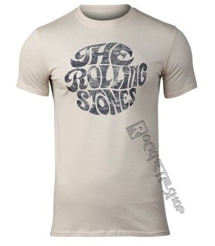 koszulka ROLLING STONES - VINTAGE 70'S LOGO