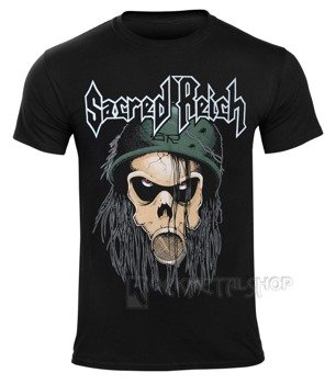koszulka SACRED REICH - GAS MASK