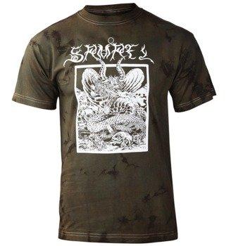 koszulka SAMAEL - WORSHIP HIM barwiona