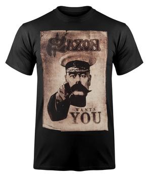 koszulka SAXON - CALL TO ARMS