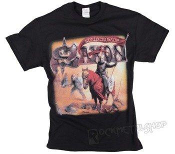 koszulka SAXON - CRUSADER