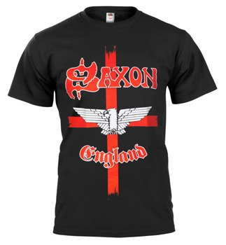 koszulka SAXON - ENGLAND