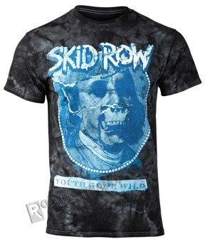 koszulka SKID ROW - SKID MONEY, barwiona