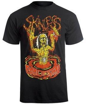 koszulka SKINLESS - POOL OF STOOL