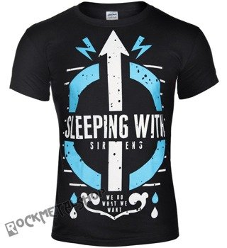 koszulka SLEEPING WITH SIRENS - CARE