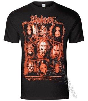 koszulka SLIPKNOT - RUSTY FACE