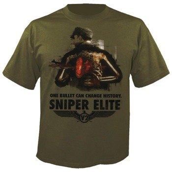 koszulka SNIPER ELITE - KILL CAM