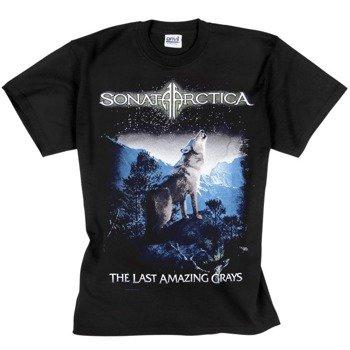 koszulka SONATA ARCTICA - LAST AMAZING GRAYS 2010