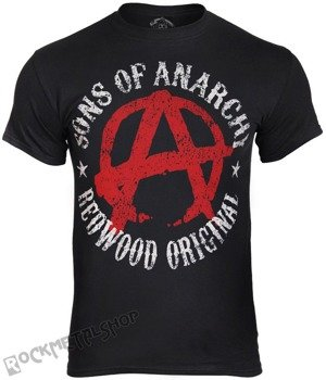 koszulka SONS OF ANARCHY - SYMBOL