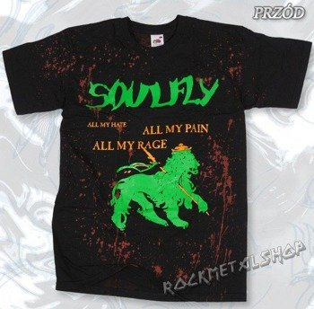 koszulka SOULFLY - ALL MY HATE