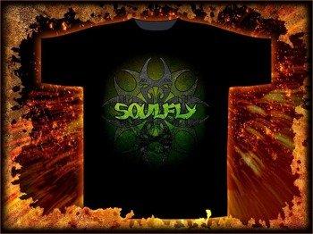 koszulka SOULFLY - BRAZILIAN TRIBAL