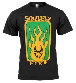 koszulka SOULFLY - FIRE
